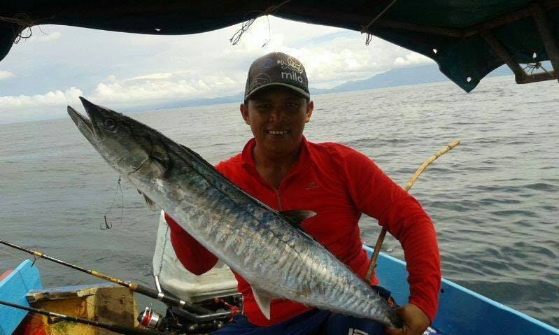 Enjoy Fishing in Kota Belud, Malaysia on Center Console