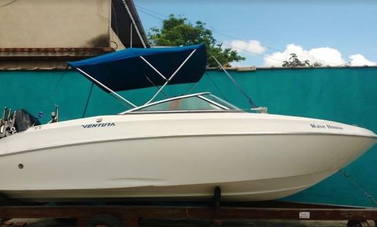 Captain Charter On Bowrider In Duque De Caxias Rio De Janeiro, Brazil