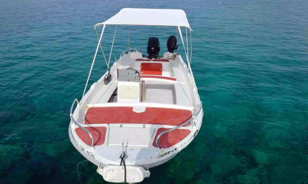 Rent Arion Center Console in Askos, Greece