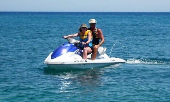 2 Person Jet Ski Rental From Rodos