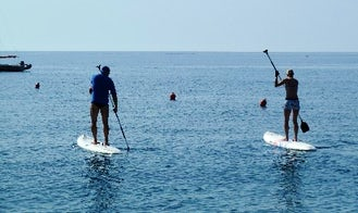 Enjoy Stand Up Paddleboard Rentals in Rodos, Greece