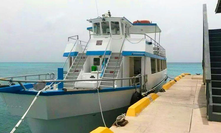 Island Boat Trip in Ponce