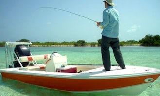 Bonefishing Charter in Center, Anegada, British Virgin Islands