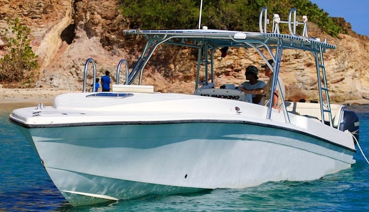 Boat Charter In Antigua And Barbuda