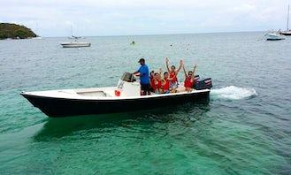 'Murieta' Snorkel Boat Trips In Vieques, Puerto Rico