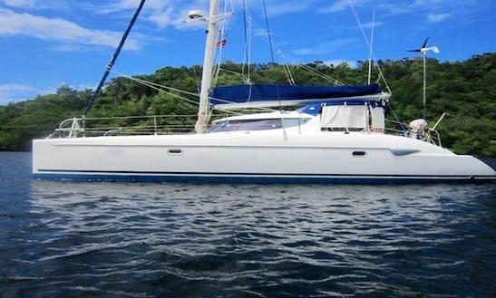 Grenadines Deluxe Short Trip Aboard 40' Sailing Catamaran  - All Inclusive 4 Days3 Nts