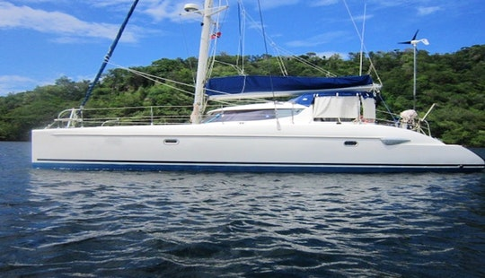 Grenadines Deluxe Short Trip Aboard 40' Sailing Catamaran  - All Inclusive 4 Days3 Nts