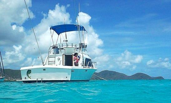 Fishing Charters In Antigua
