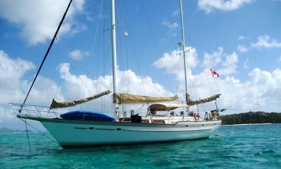 52' Irwin Ketch Sailboat In Grenadines