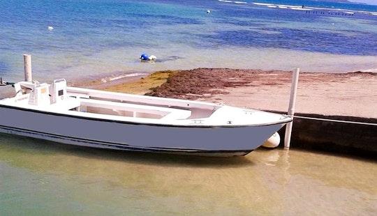 Passenger Boat Trips In Fajardo, Puerto Rico