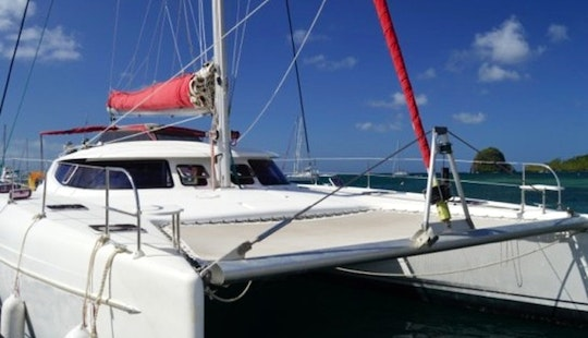 Bahia 46 Cruising Catamaran Charter In St Vincent