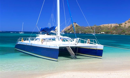 Carnival-iii Sailing Catamaran Tours In St Lucia