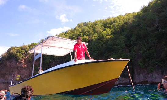 Passenger Boat Charter In Bequia, St. Vincent And The Grenadines