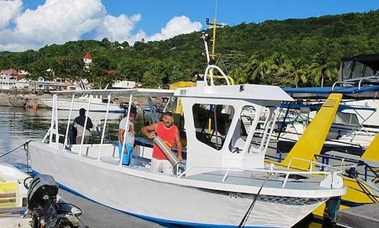 Passenger Boat Rental In Deshaies