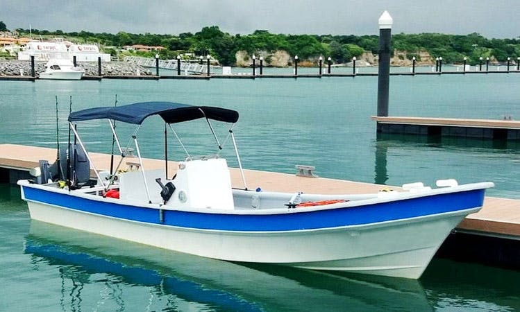 Enjoy Fishing in San Carlos, Panama on Center Console