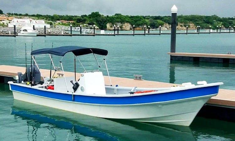 Enjoy Fishing in San Carlos, Panama on Center Console
