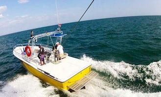 Parasail Flying Experience in Playa Blanca Beach, Panama