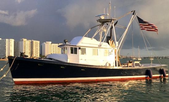 Charter 46ft