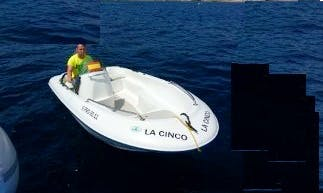 Rent a Powerboat for 4 People in Santa Ponça, Spain