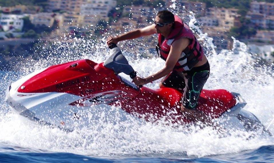 Rent a Jet Ski in Santa Ponça, Spain