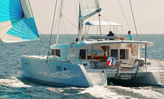 45ft Lagoon Cruising Catamaran Rental In Cape Verde