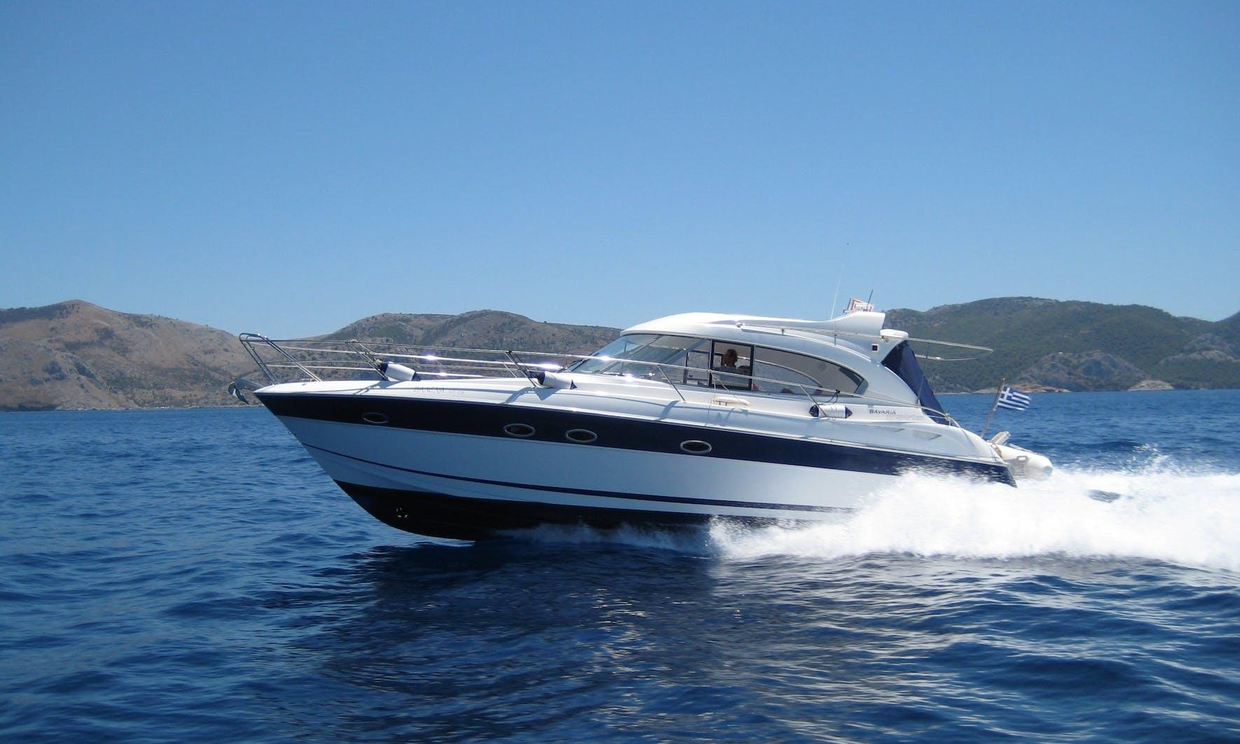 Motor Yacht rental in Spetses