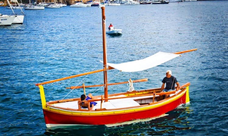Boat Rental in Ponza