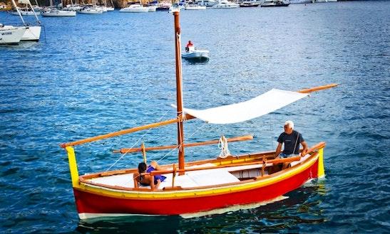 Boat Rental In Ponza