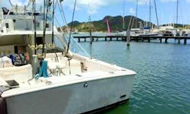 Book a Fishing Adventure in Bolands, Barbuda on a 31' Center Console
