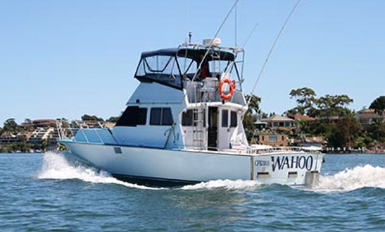 Enjoy Fishing In Guildford, Australia On Sport Fisherman