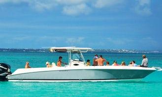 Island Tour by Boat In Saint Maarten