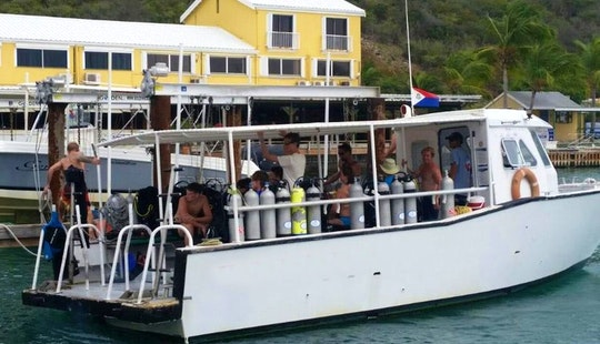 Boat Diving Trips For Certified Divers In Philipsburg, Sint Maarten