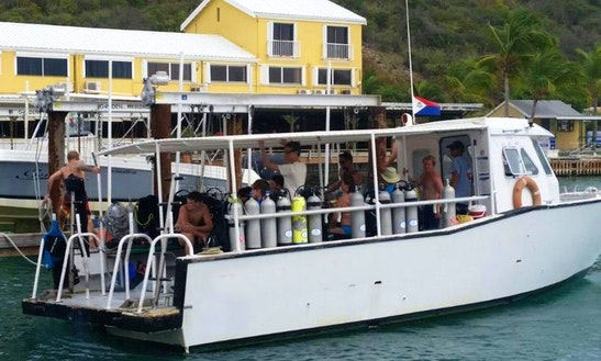 Diving Trips In Philipsburg, Sint Maarten