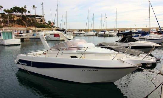 Boat Charter In Orihuela Costa. Cabo Roig. Alicante. Spain