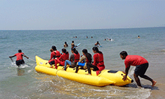 Enjoy Tubing In Kochi, India