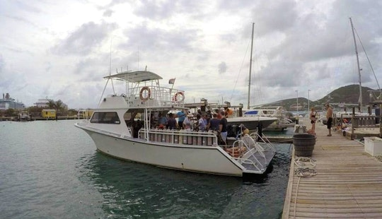 Padi Certification Courses With Experienced Dive Guides In Philipsburg, Sint Maarten