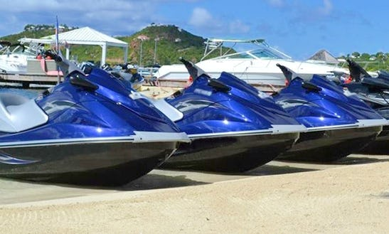 Jet Ski Rentals In Saint Martin