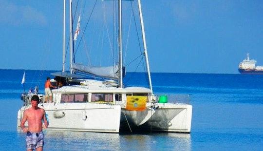 Sailing Catamaran & Diving Cruises In Les Trois-Îlets, Martinique
