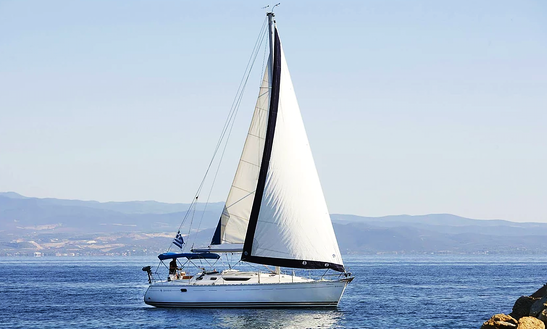 Charter 32' Jeanneau Cruising Monohull In Alimos, Greece