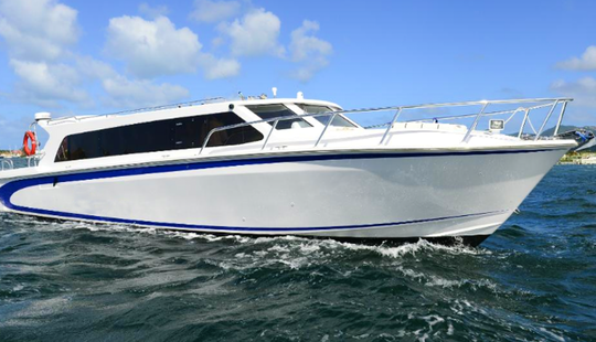 Charter 49' Motor Yacht In Blowing Point, Anguilla