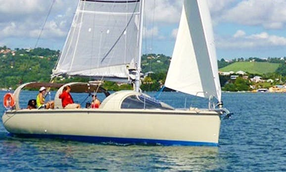 Enjoy Sailing Tours in Le Robert, Martinique