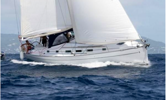 2008 Beneteau Cyclades Sailboat Charter In Kos, Greece