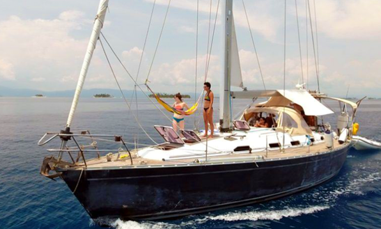 Sailing Charter On 49ft