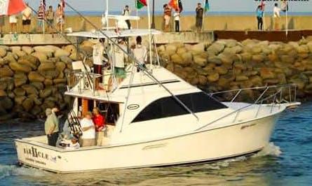 Enjoy Fishing in Liberia, Costa Rica on 36' Bernacle Sport Fisherman