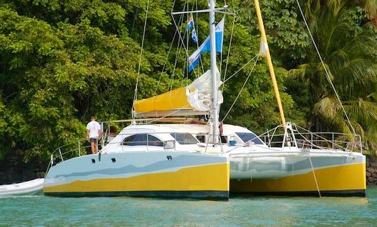 Charter 49' Cruising Catamaran In Kourou, French Guiana