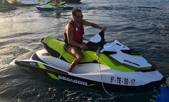 Jet Ski Safaris And Tours In Arona, Spain