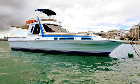 Motor Yacht Rental In Salvador