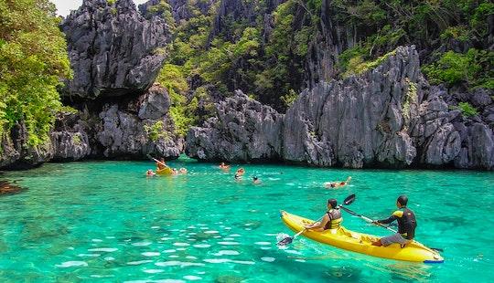 El Nido Private Lagoon Tour