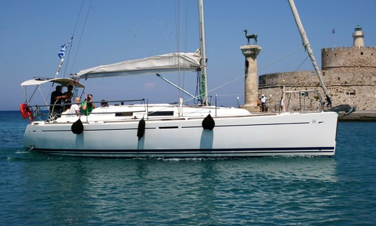 34' Dufour Cruising Monohull Rental In Rodos