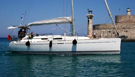 34' Dufour Cruising Monohull Rental In Rodos